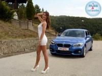 Ana i BMW Serije 1