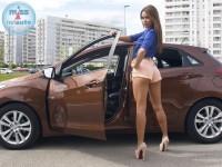 Endži i Hyundai i30