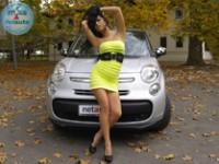 Adriana i Fiat 500L