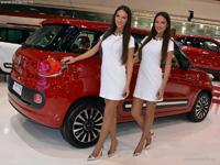 Beogradski sajam automobila 2015