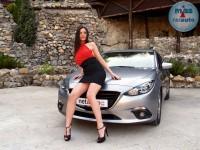 Dajana i Mazda3