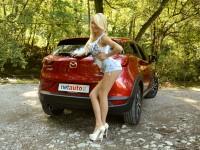 Gordana i Mazda CX-3
