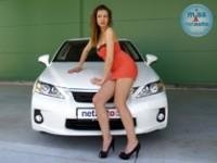Jelena i Lexus CT 200h