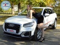 Jelena i Audi Q2
