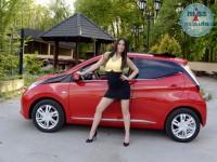 Mila i Toyota Aygo