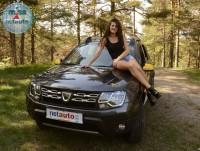 Mirjana i Dacia Duster