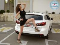 Tanja i Mazda6