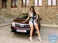 Teodora i Toyota Avensis