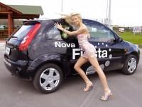 Dragana i Fiesta