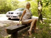 Goca i BMW 5