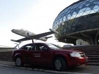 Dodge na aerodromu