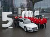 Audi proizveo pet miliona Quattro pogona