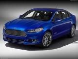 Ford EV+ za vožnju samo na struju
