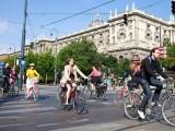 Bicikli umesto automobila na ulicama EU