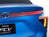 Toyota na gorivne ćelije u prodaji 2015.