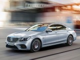 Mercedes-Benz plug-in hibrid S 560e