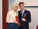 Nagrada Kapetan Miša Anastasijević za Aleksandru Đurđević