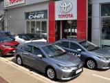 Podrška Toyote Srbija borbi protiv epidemije