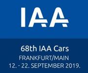 Salon automobila u Frankfurtu 2019.