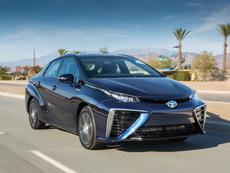 Početna :: Vesti ::  Predstavljamo Toyota Mirai