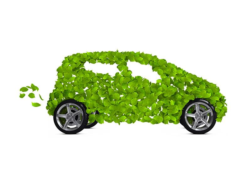 Zeleni automobil