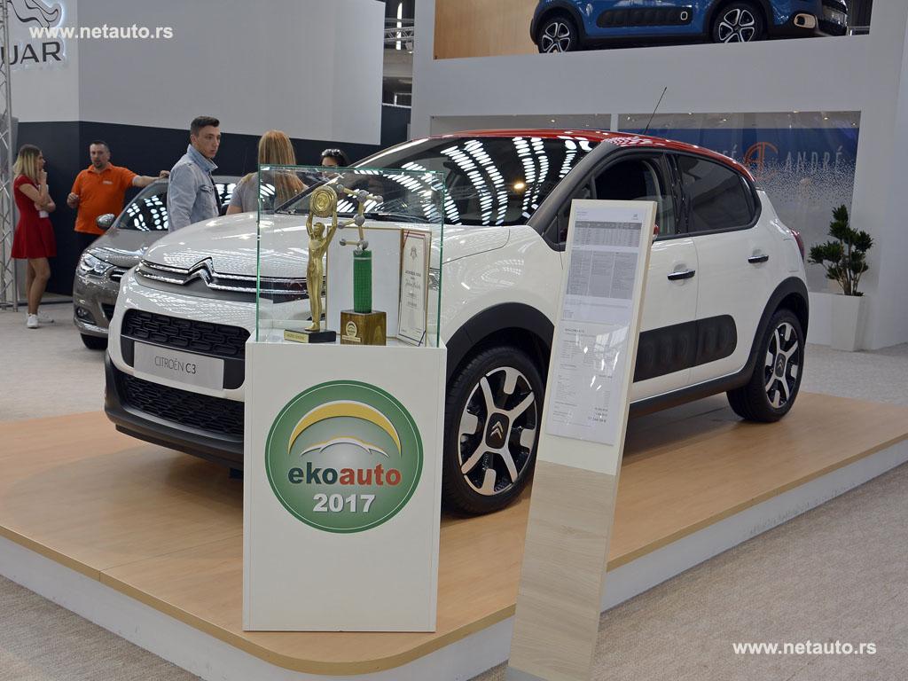 EKO auto 2017. godine - Citroen C3