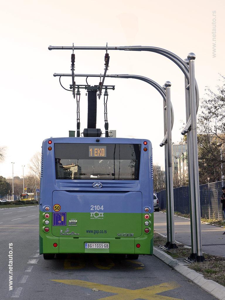 Elektrobus EKO-1