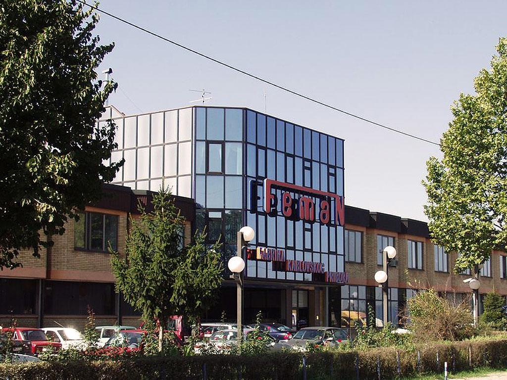 Feman- Fabrika punjača za električne automobile