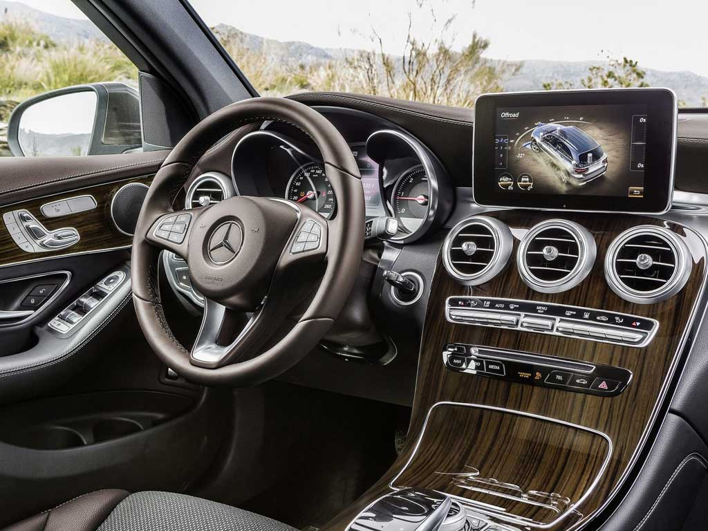 Mercedes-Benz GLC 350e 4MATIC