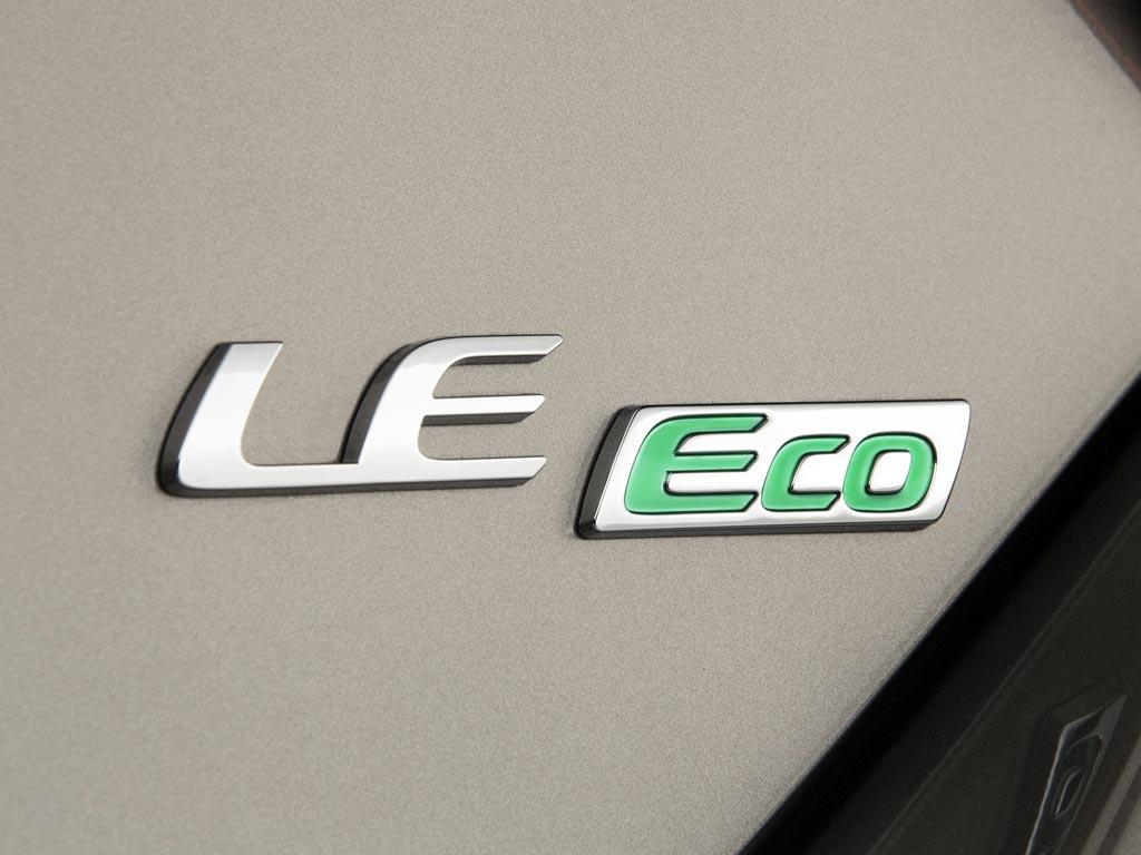 Eco automobil