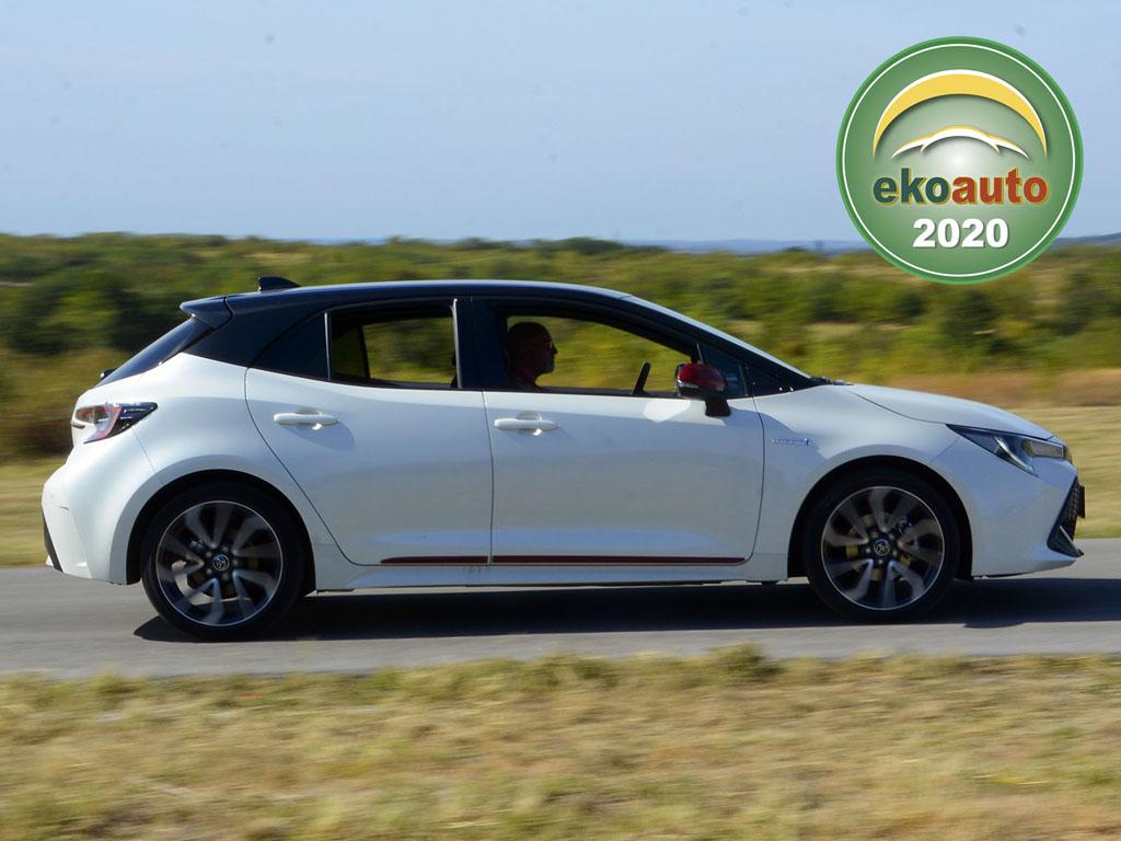 EKO Auto 2020. godine u Srbiji: Toyota Corolla Hatchback 1.8 Hybrid