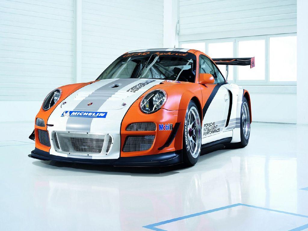 Porsche 911 RSR GT Endurance Pro