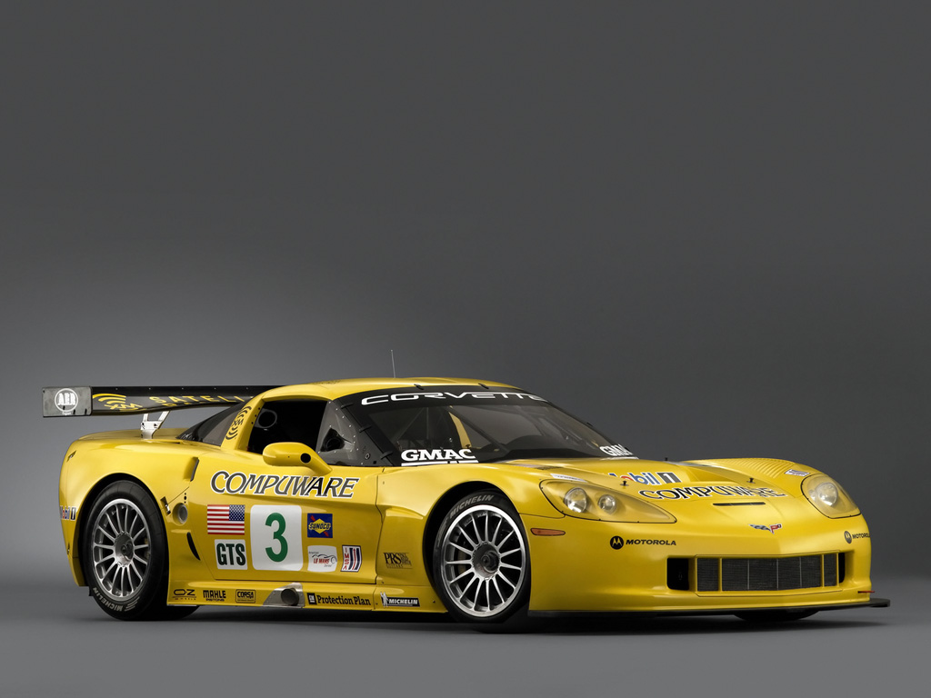 Chevrolet Corvette C6R ZR1 GT Endurance AM