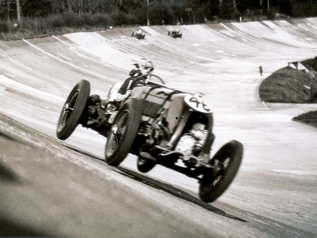 Brooklands race 1912.