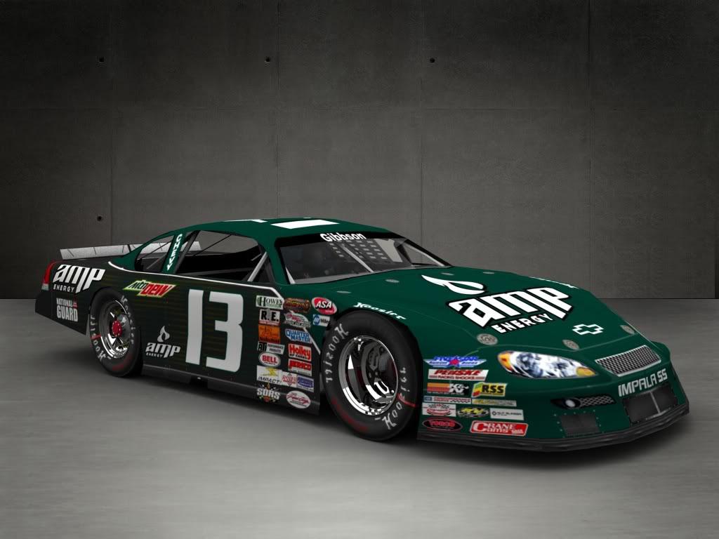 NASCAR Winston Cup Chevrolet Impala, 2000.