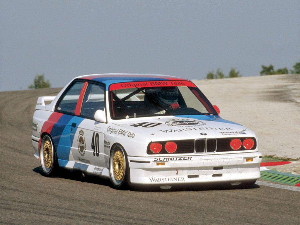 WTCC BMW M3-1987.