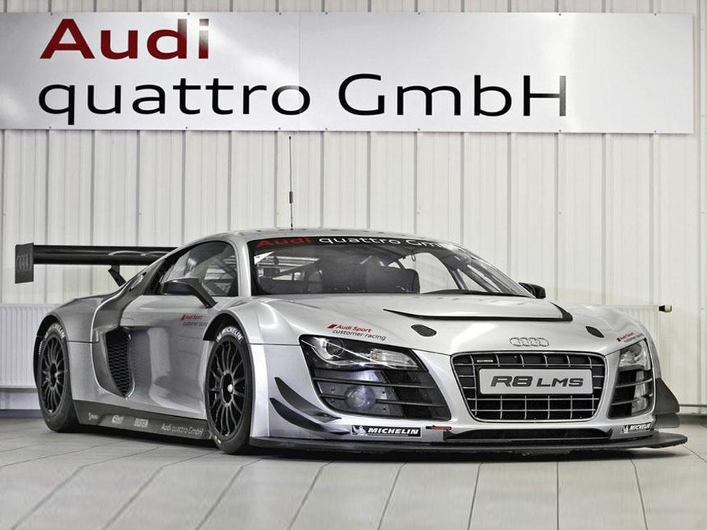FIA GT1 World Champinship-Audi R8 Quatrro-2012