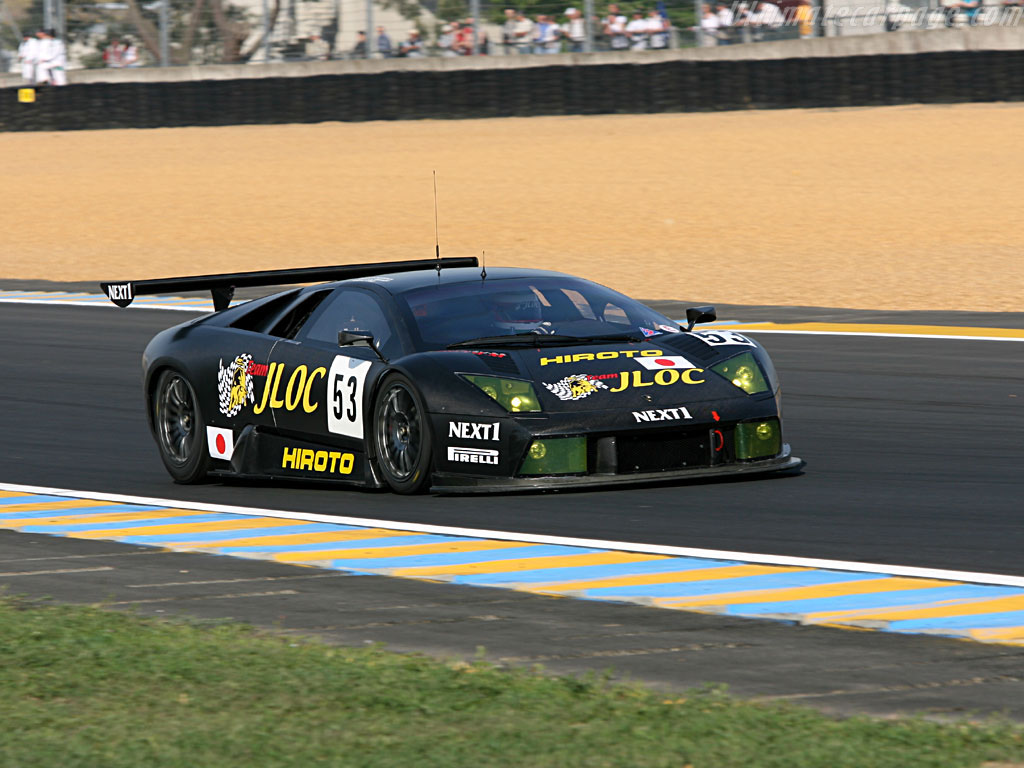 Asian Le Mans Series Lamborghini-2010.