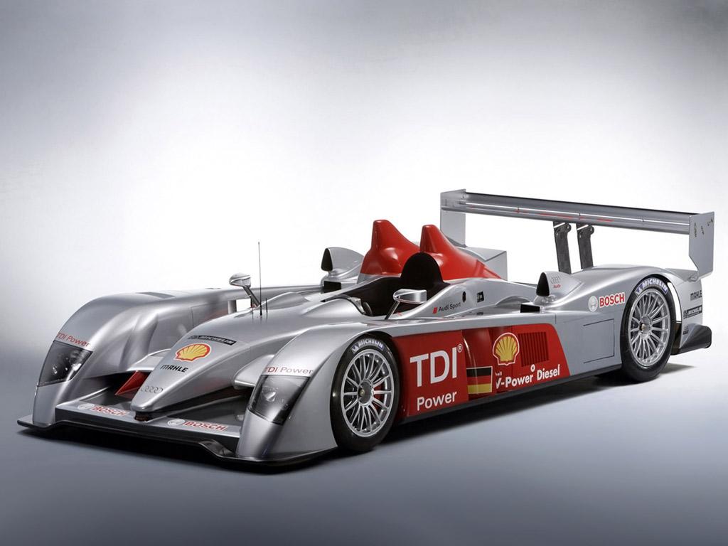 Audi R10 TDI 2007