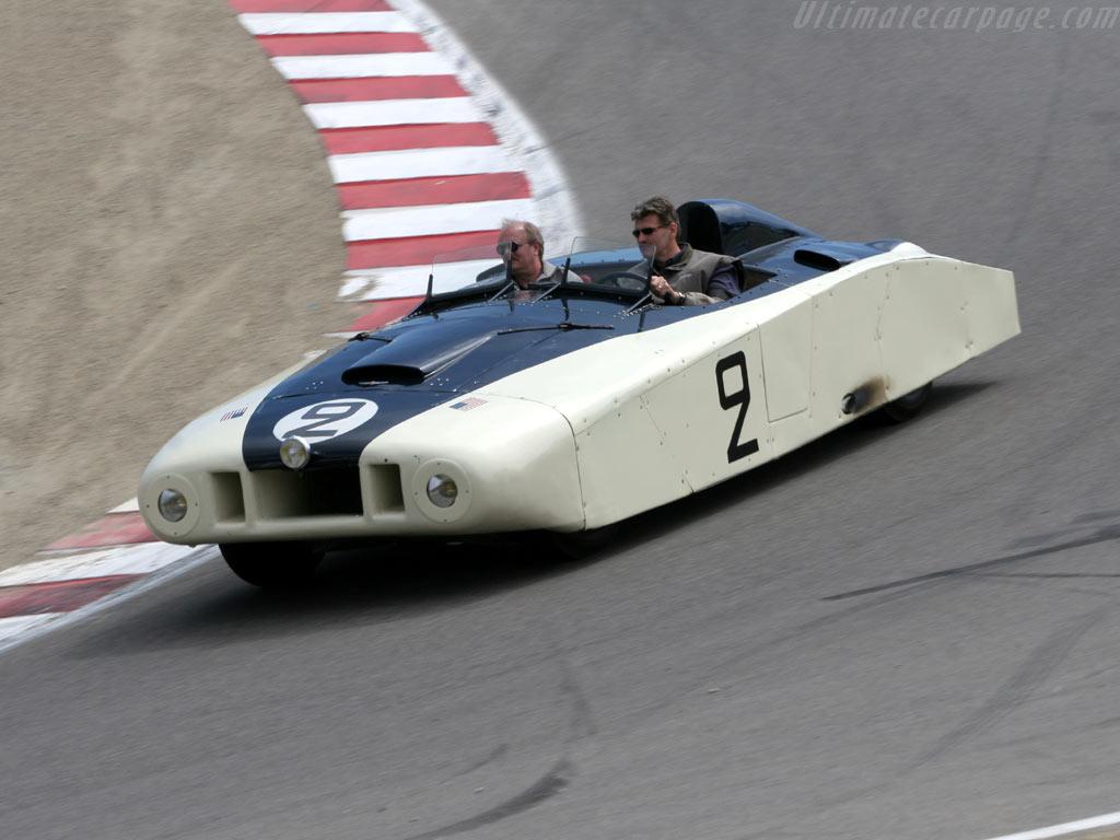 Cadillac Coupe de Villes Le Monstre 1950.