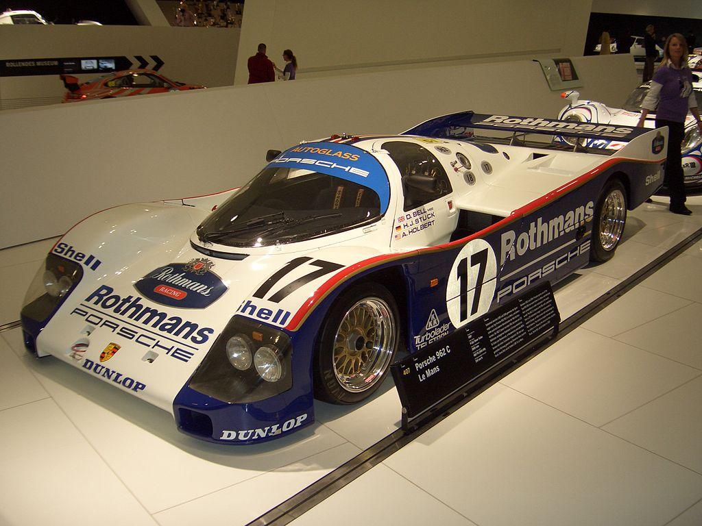 Porsche 962C 1985.