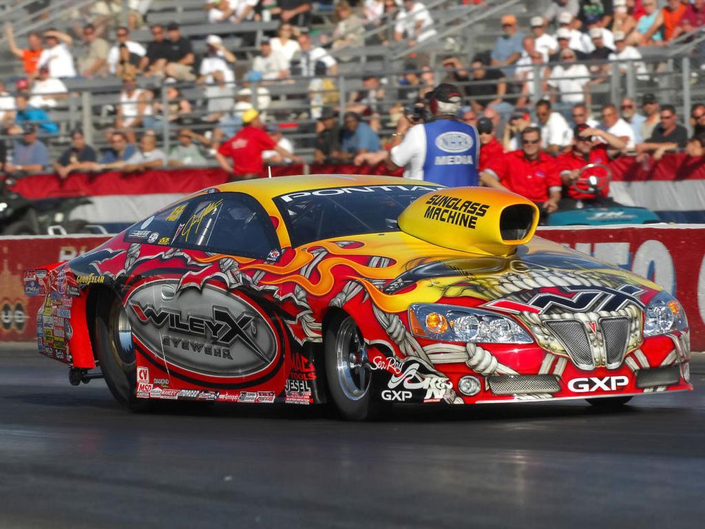 NHRA-Pontiac Pro Stock-2008.