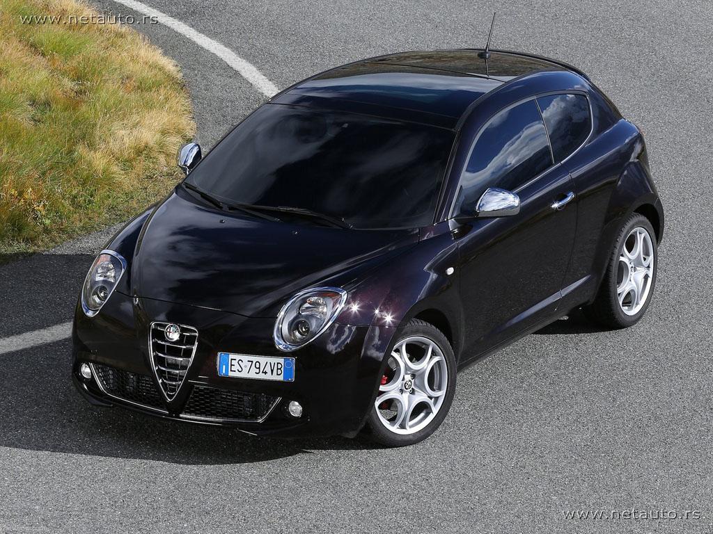 Alfa Romeo MiTo za 2014. godinu