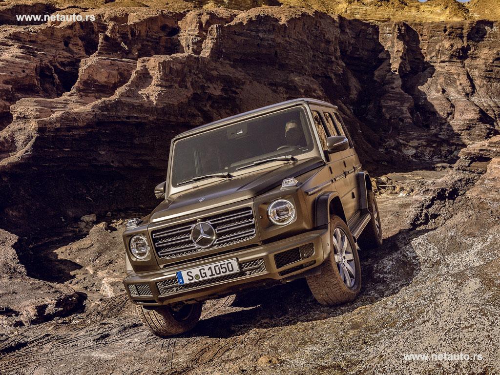 Mercedes Benz G-Klasa