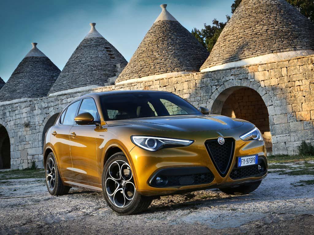 Alfa-Romeo Stelvio