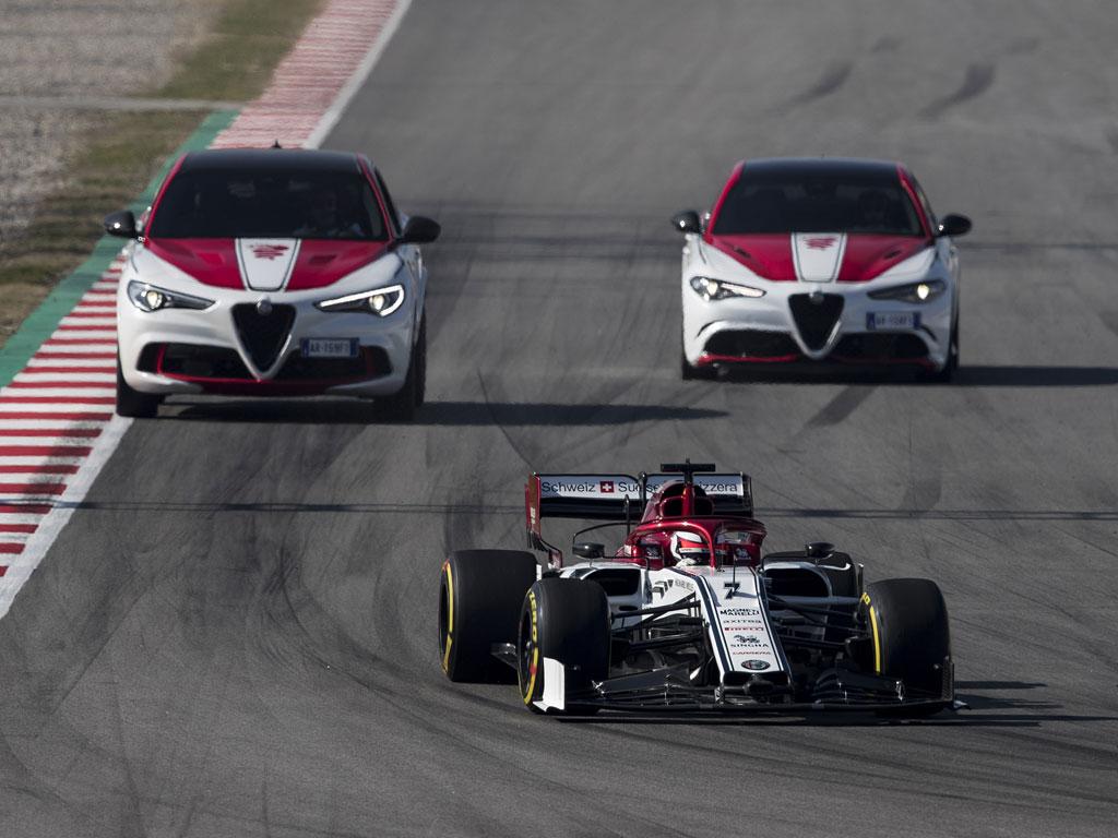 Alfa Romeo Goodwood 2019.