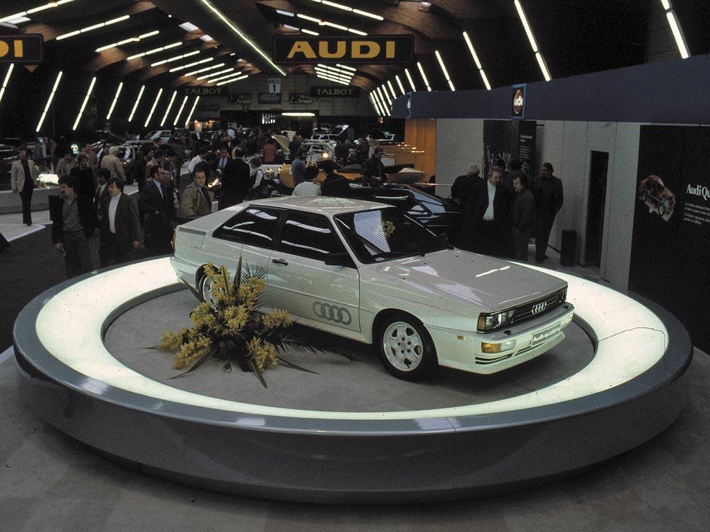 Audi Quattro-1980.