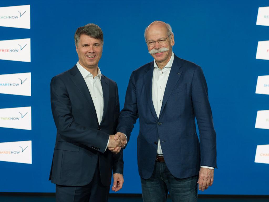 BMW i Daimler