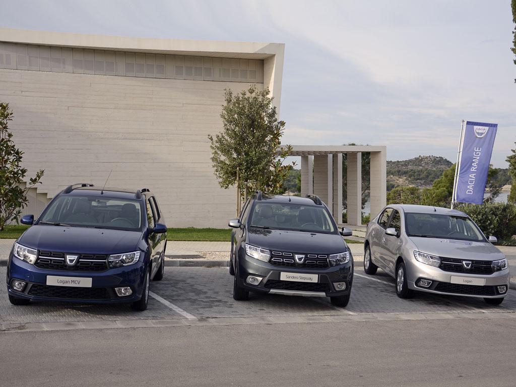 Dacia u Šibeniku