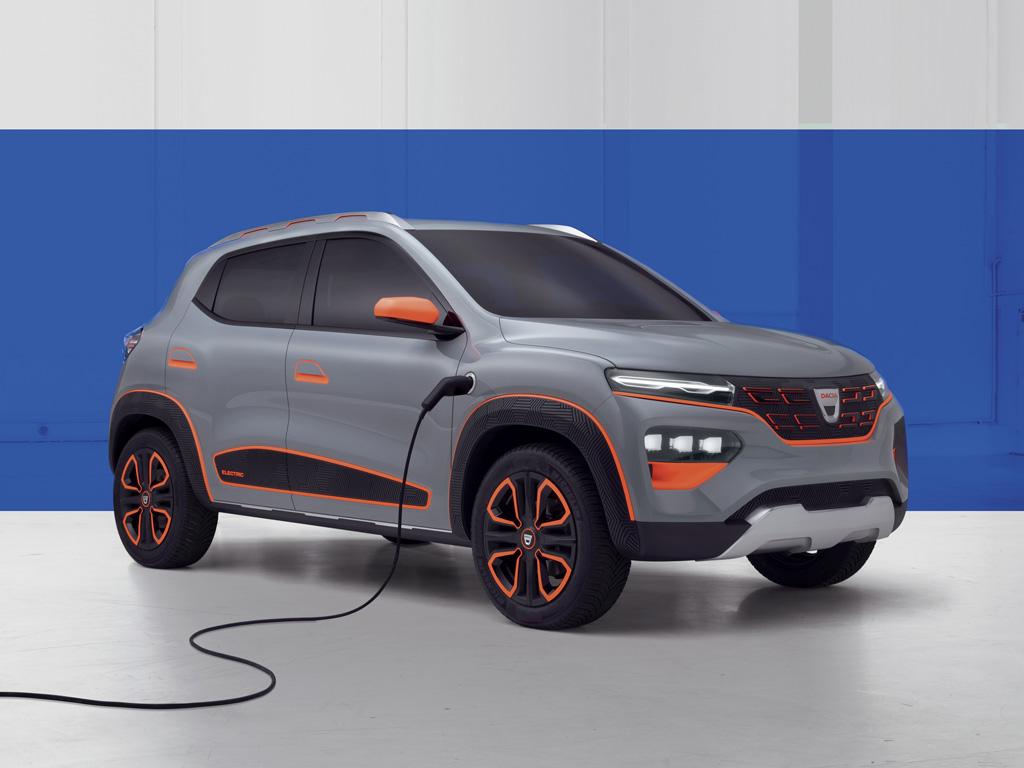 Dacia Spring Koncept